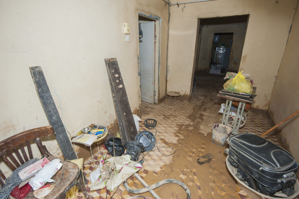 Mold Remediation After a Flood